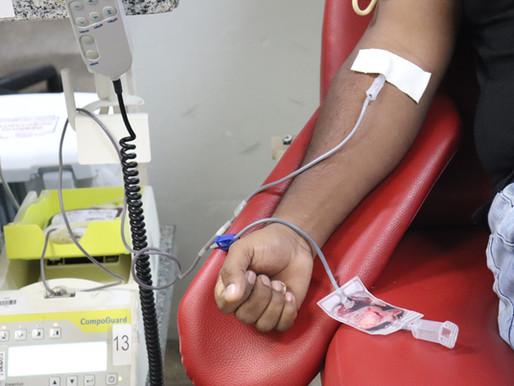 Campanha da Epasa incentiva doação de sangue no carnaval