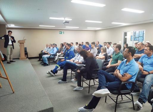 PBGás realiza palestra sobre o Gás Natural para colaboradores da Epasa