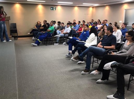 Outubro Rosa e Novembro Azul são temas de palestra promovida pela Epasa