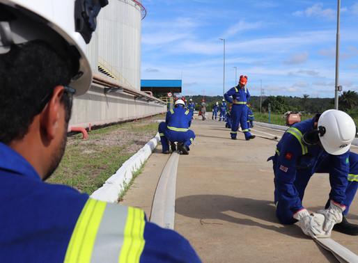 Epasa realiza treinamento de formação de Brigada de Emergência 2020