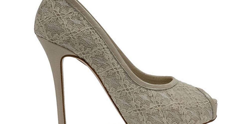 Ella - Oyster lace