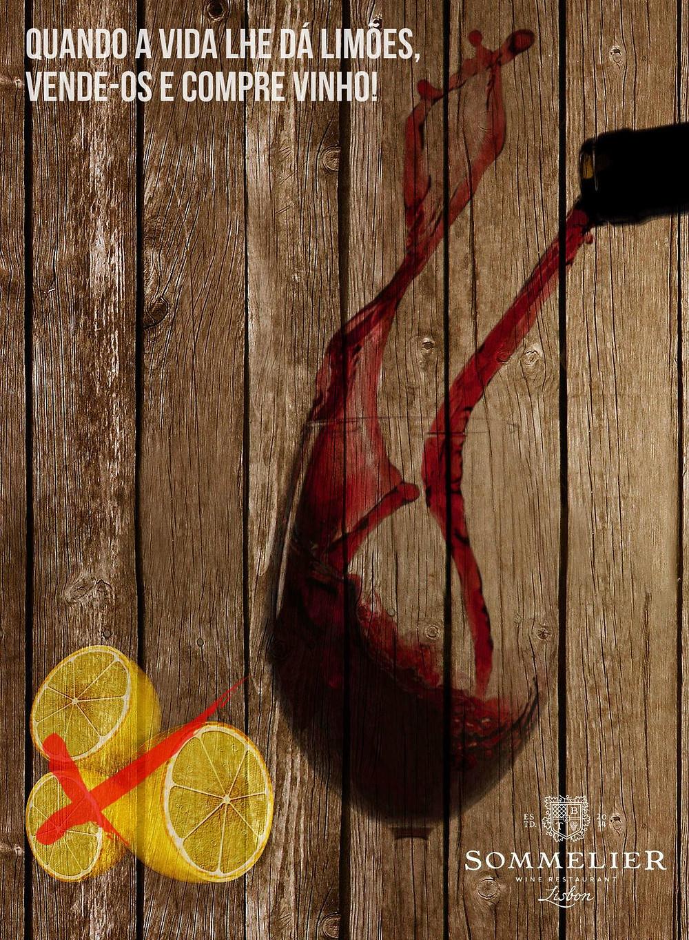 lemons sommelier lisbon wine bar