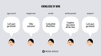 Qualquer que seja o seu conhecimento em vinho, junte-se a nós!