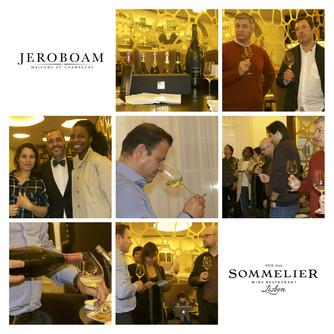 Jeroboam / Wine tasting