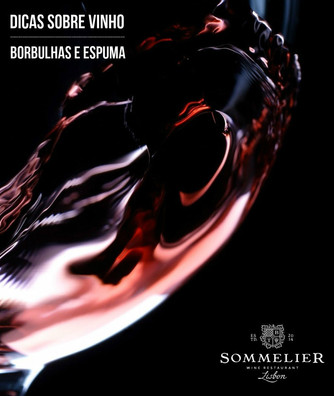 Bolhas e espuma / Bubbles and foam