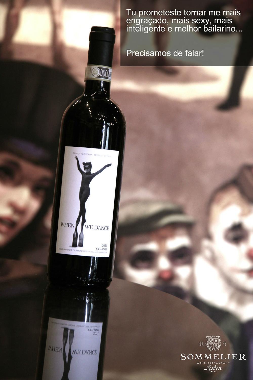 Wine Dance Sommelier Lisbon