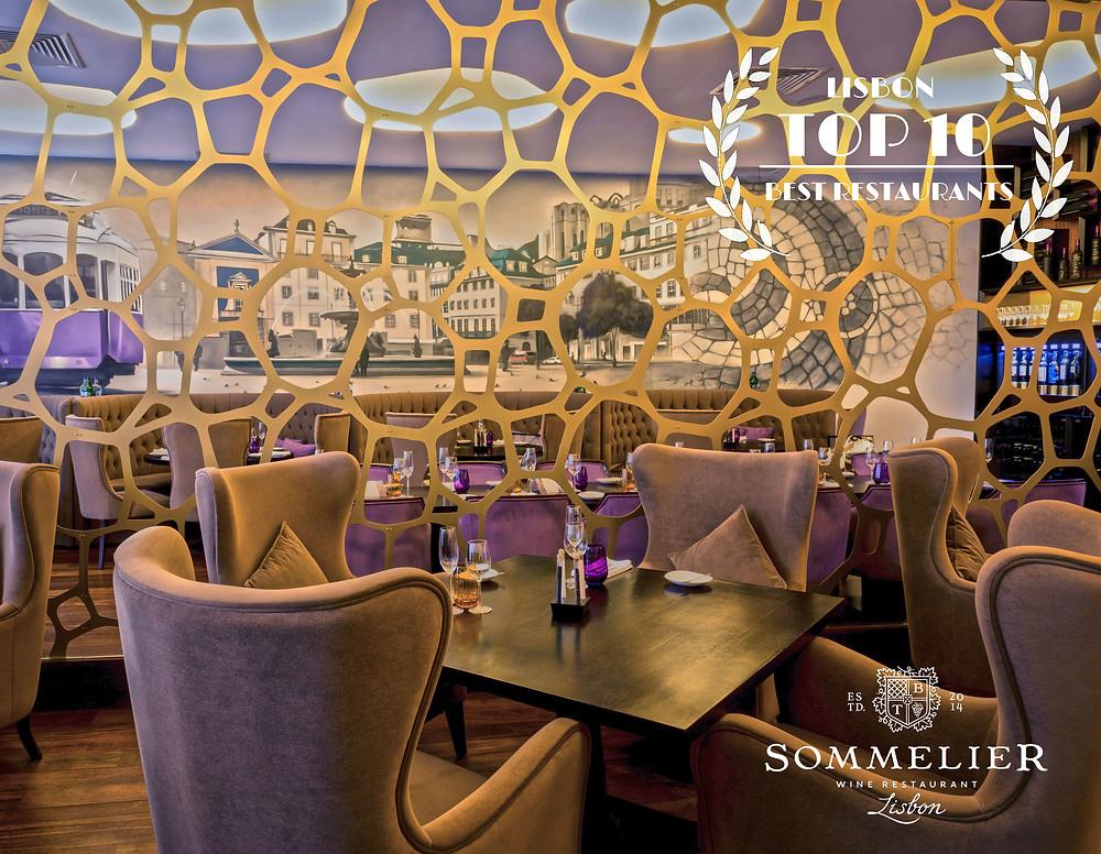 Lisbon best restaurants Sommelier Lisbon