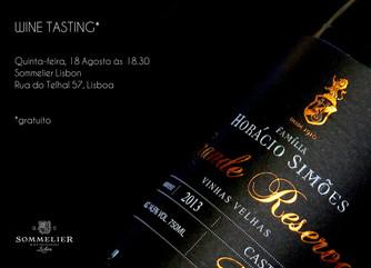 18.08 / Wine tasting
