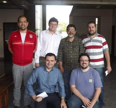 I Congresso Brasileiro De Filosofia da Libertação realizado nos dias 4, 5 e 6 de setembro de 2013