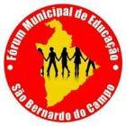 O Fórum Municipal de Educação de São Bernardo do Campo
