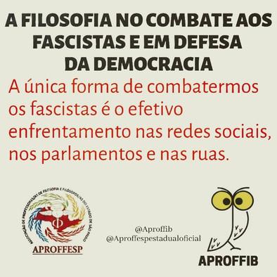 Nota em apoio ao professor e deputado estadual  CARLOS GIANNAZI