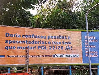 EXCELENTÍSSIMO SENHOR DOUTOR PROMOTOR DE JUSTIÇA NO ESTADO DE SÃO PAULO,