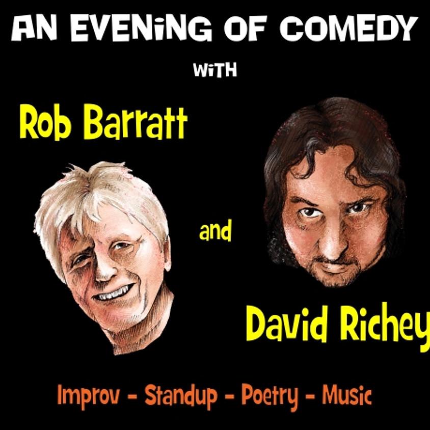 Rob Barratt and David Richey