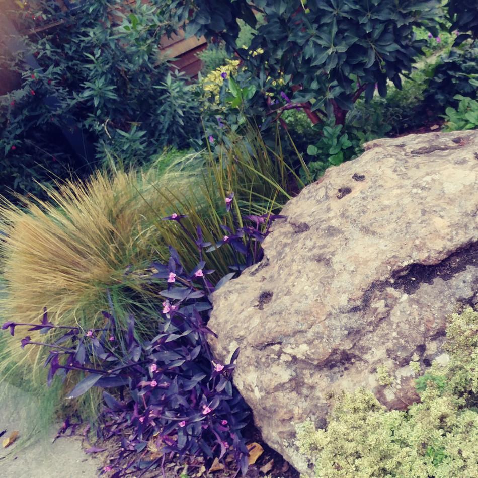 boulders & entry