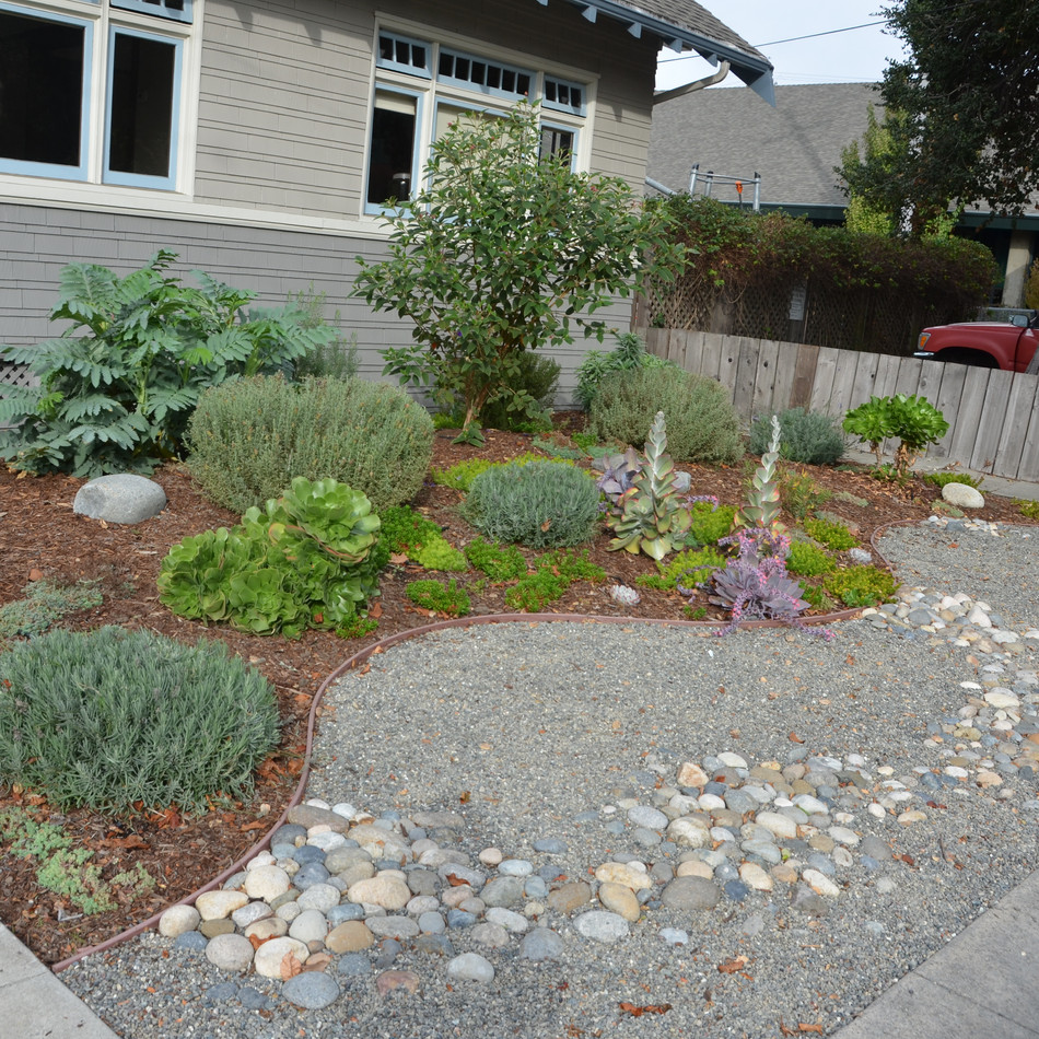 low maintenance curb appeal