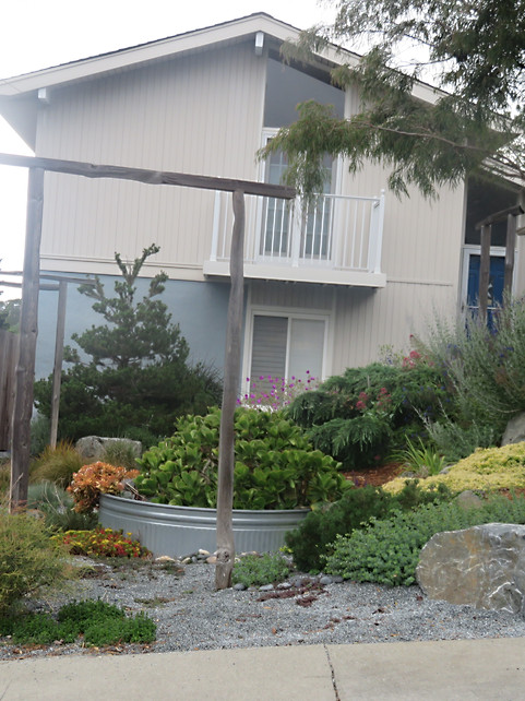 ocean view entry garden, pinole