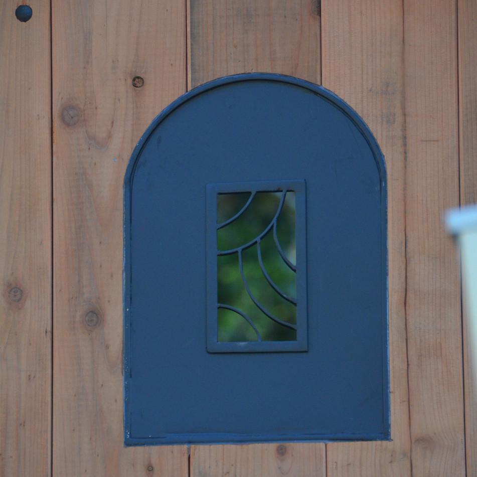 side gate detail