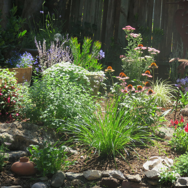 pollinator cottage style