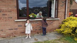 Visiting Great-Granny