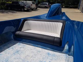 Speedboat Seat