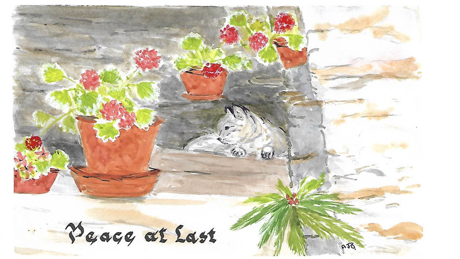 'Peace at Last'