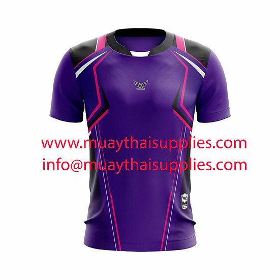 Wings Muay Thai Shirts / Sports Shirts