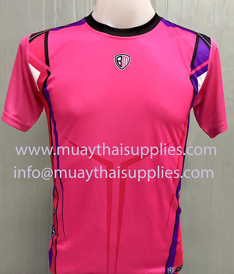 BM Muay Thai Shirts / Sports Shirts