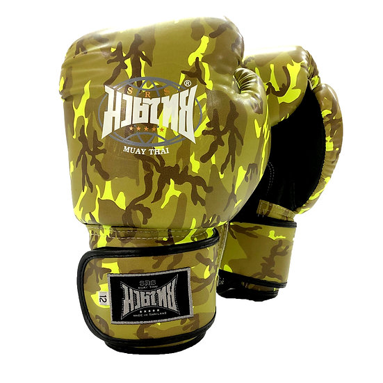 Muay Thai Gloves-MTBG/SL/10