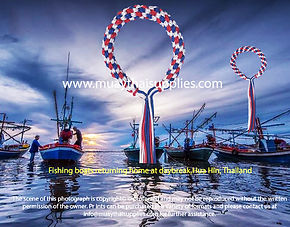 13. Red White & Blue Praj_Fishing boats
