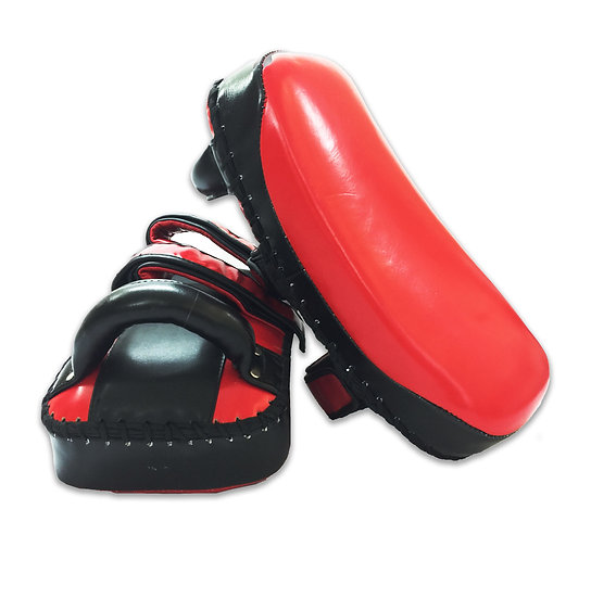 Professional Curved Kick Pads (price per pair) - MTCKP/PL/01