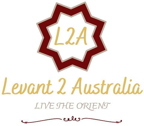 Levant 2 Australia Logo