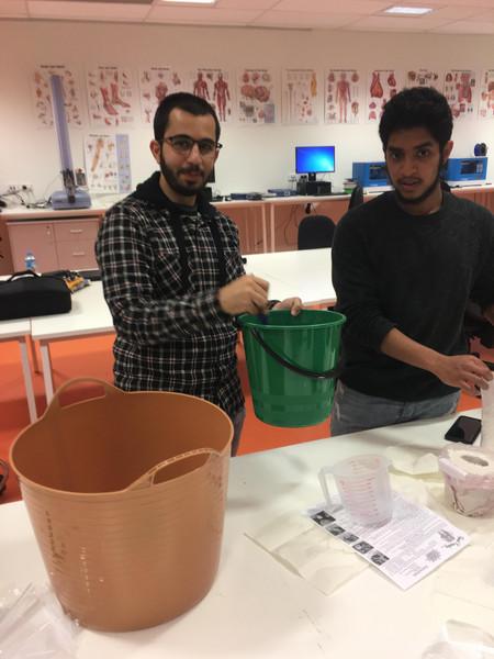 B-MED casting workshop