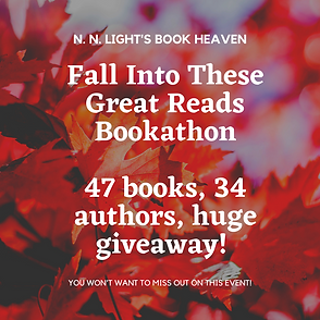 Fall Into These Great Reads Bookathon 3