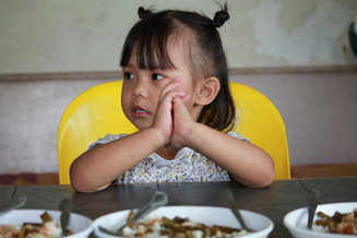 Don't Forget to Pray Before You Eat