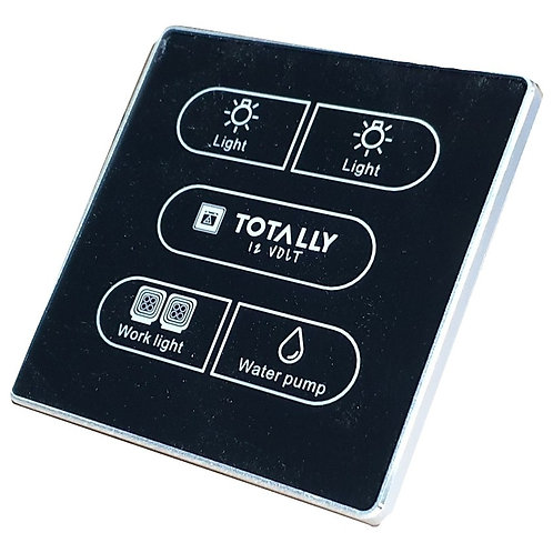 Totally 12 Volt Touch Switch Panel 1