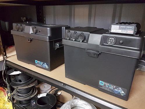 Custom Battery Box-Projecta