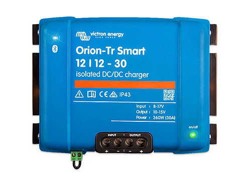 Victron Orion-Tr Smart 12/12-30A (360W) DC-DC charger