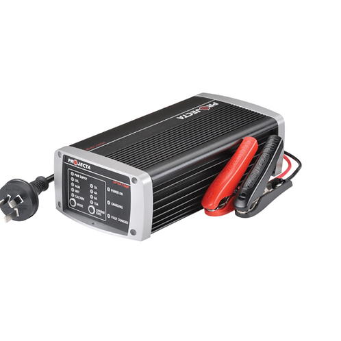 PROJECTA IC1500 12V AUTOMATIC 7 STAGE BATTERY CHARGER