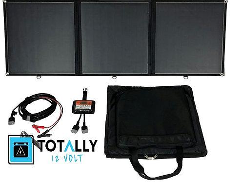 140W Ultrathin Monocrystalline Folding Solar Kit