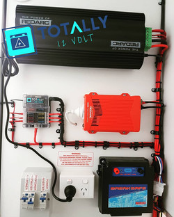 Caravan Electrical Systems