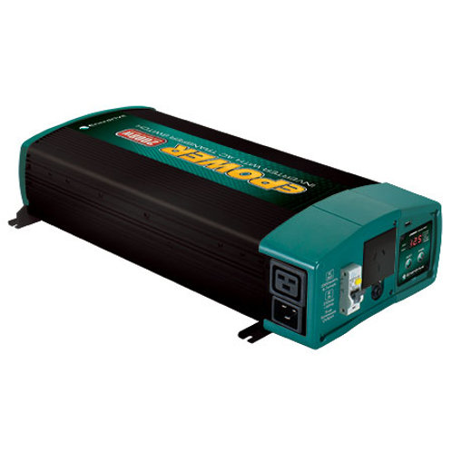 ePOWER 2000W 12V & 24V True Sine Wave Inverter with AC Transfer & Safety Switch