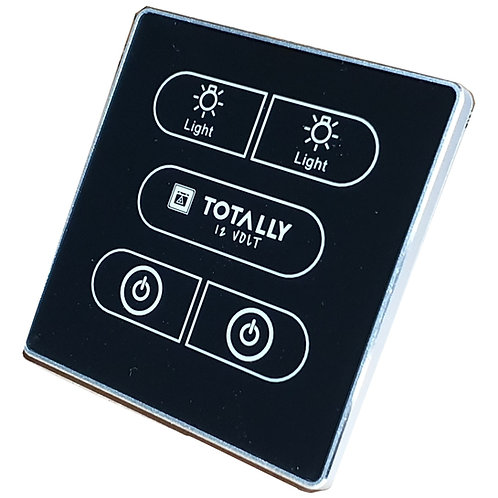 Totally 12 Volt Touch Switch Panel 2
