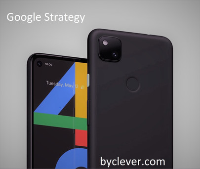 Why Google use SoC 730G in Pixel 4a?