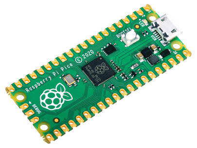 Raspberry Pi Pico With Custom RP2040 Processor Launched