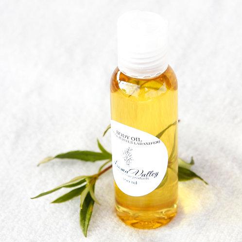 Cistus body oil