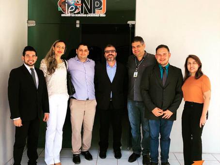 FIED Inaugura o Núcleo de Práticas Jurídicas do curso de Direito