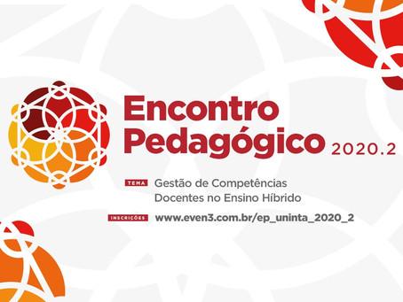 FIED inicia semestre letivo com Encontro Pedagógico 2020.2