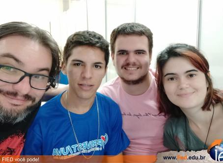 Aluno FIED é destaque no Hackathon