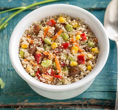 1359 Quinoa con verduras