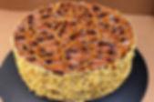 1547 Tarta chocolate toffee